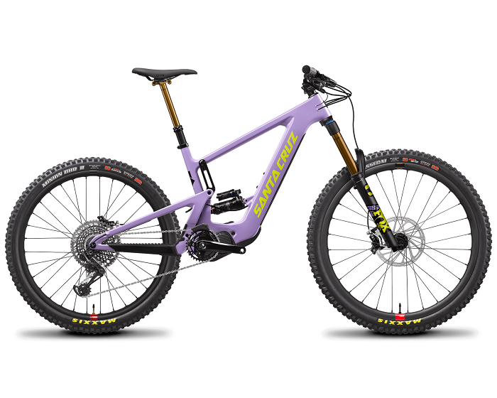 Shop 21 Santa Cruz Bullit MX CC X01 Air E-Bike For The Riders Brisbane Santa Cruz E-Bike store
