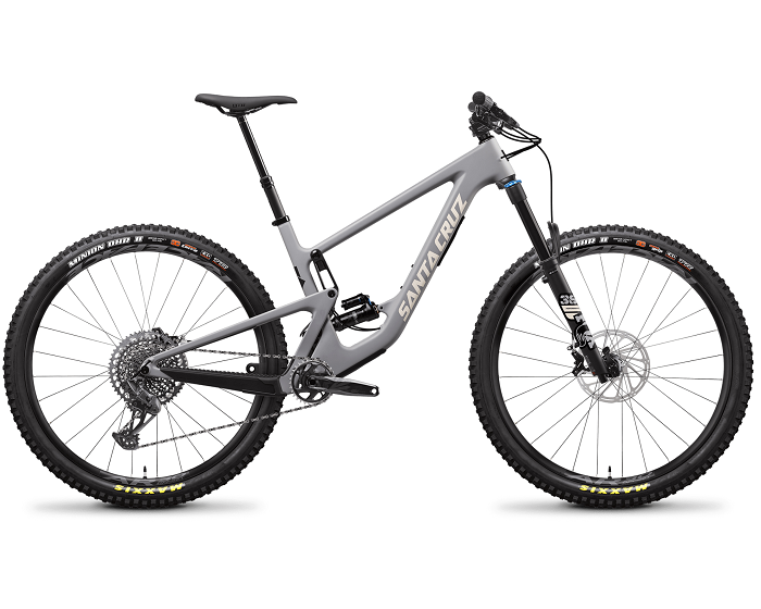 Buy 21 Santa Cruz Hightower 2.0 C S GX Bike For The Riders mountain bike shop Brisbane
