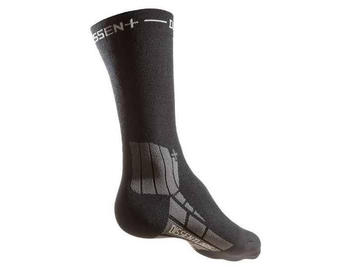 Dissent Genuflex Compression Sock For The Riders