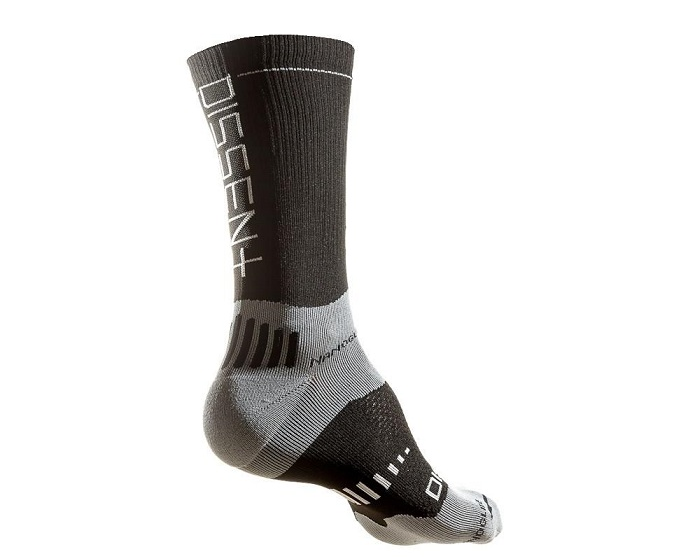 Dissent Super Crew Compression Sock For The Riders