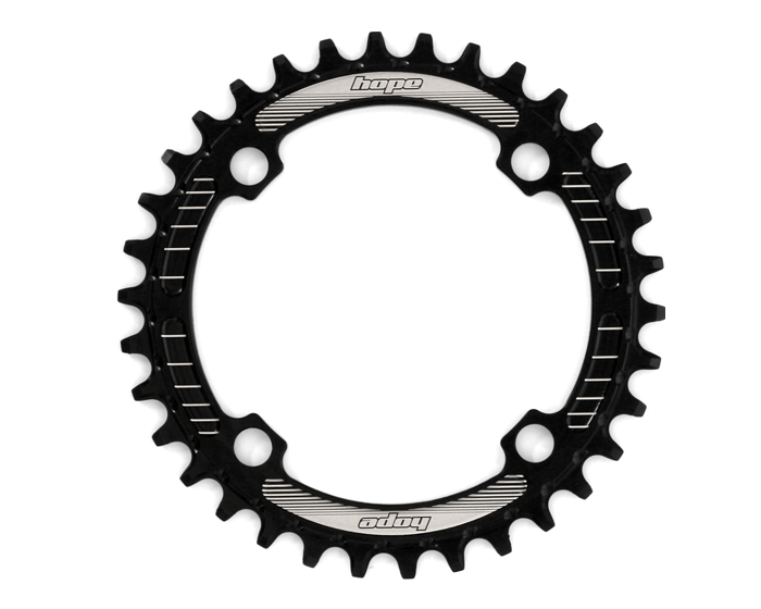 Hope Tech Hope Direct Mount Narrow Wide 11 Speed Chainring For The Riders