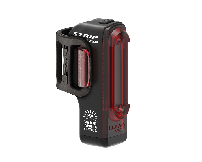 Lezyne Strip Drive 150 Lumen Rear Light For The Riders