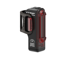 Lezyne Strip Drive Pro 300 Lumen Rear Light For The Riders