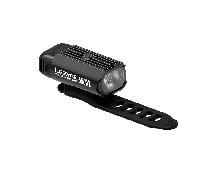 Lezyne Hecto Drive 500 Lumen Light For The Riders