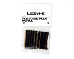 Lezyne Tubeless Plug Refill For The Riders mountain bike accessories