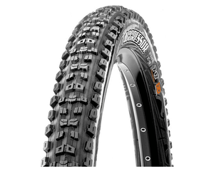 Maxxis Aggressor EXO TR Tyre For The Riders