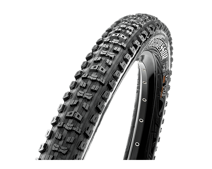Maxxis Aggressor DD TR Tyre For The Riders