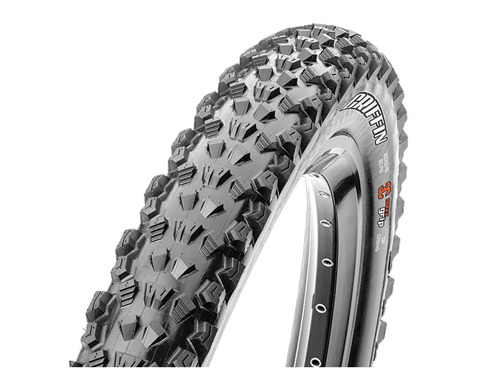 Maxxis Griffin Wire Bead Super Tacky Tyre For The Riders