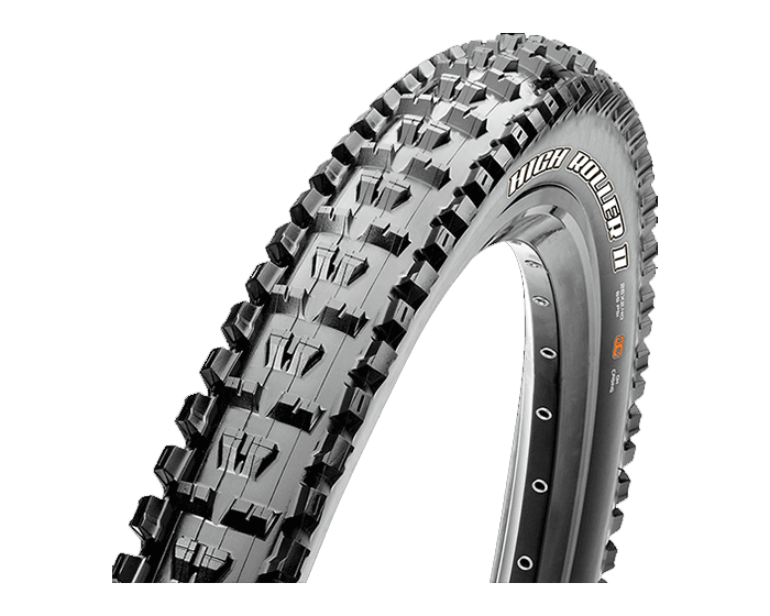 Maxxis Highroller 2 Wire Bead Super Tacky Tyre For The Riders