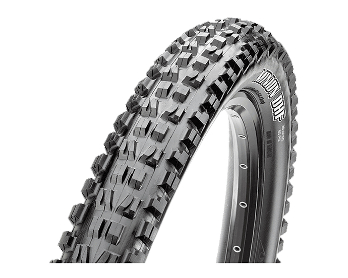 Maxxis Minion DHF 3C DD TR Maxx Grip Tyre For The Riders