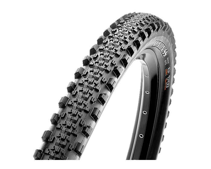 Maxxis Minion Semi Slick EXO TR Tyre For The Riders