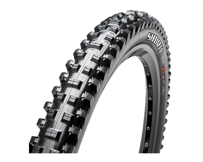 Maxxis Shorty Wire Bead DH Super Tacky Tyre For The Riders