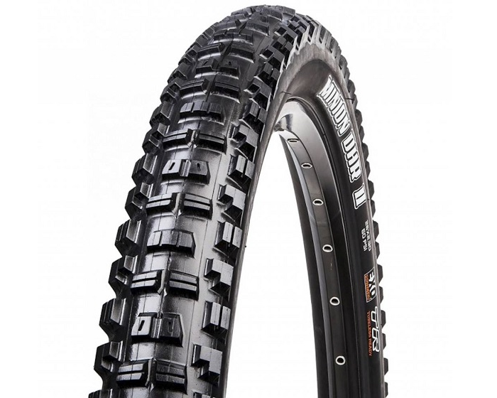 Maxxis Minion DHR 2 Wire Bead Super Tacky Tyre For The Riders