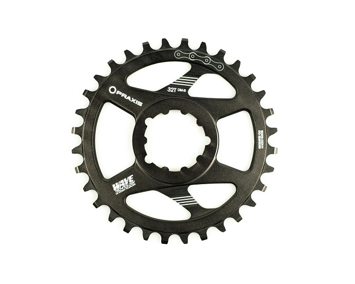 Praxis Works Sram Direct Mount Narrow Wide 11 Speed Chainring For The Riders