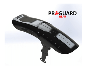 Rapid Racer Products Rear Pro Guard For The Riders