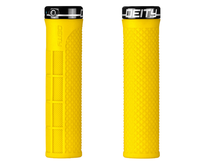 Buy Deity Lockjaw Grips For The Riders Australian MTB store Brisbane online