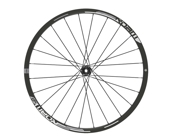 SRAM Roam 40 Alloy QR15 Front Wheel For The Riders