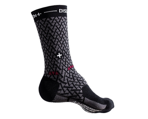 Dissent GFX Semenuk Super Crew Compression Sock For The Riders