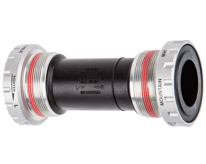 Shimano Deore SM-BB52 68/73 BSA Bottom Bracket For The Riders