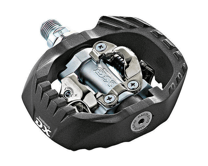 Shimano DX M647 Clip Pedal For The Riders