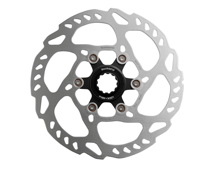 Shimano SLX RT70 Centerlock Brake Rotor For The Riders