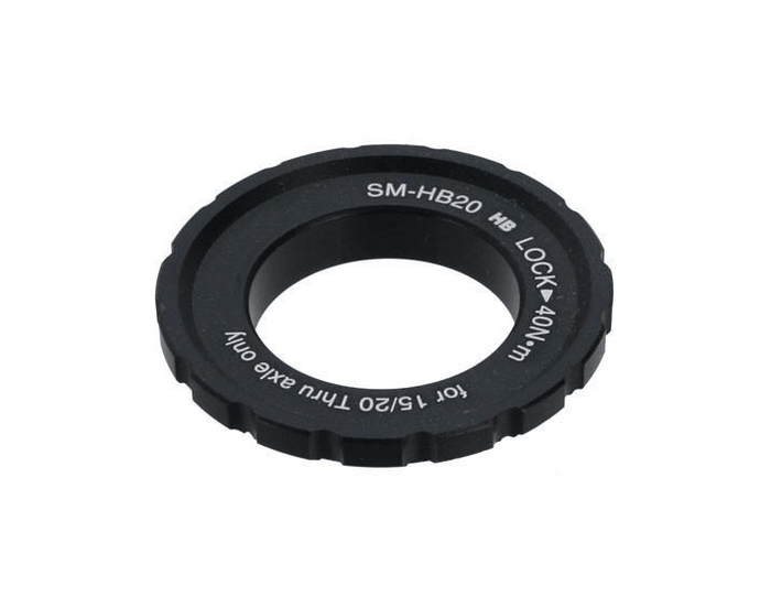 Centerlock Disc Rotor 20mm Lock Ring For The Riders