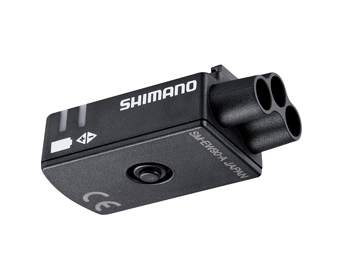 Shimano Di2 SM-EW90 3 Port Junction Unit for Internal Cables For The Riders
