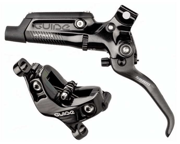 Sram Guide Ultimate Disc Brake For The Riders