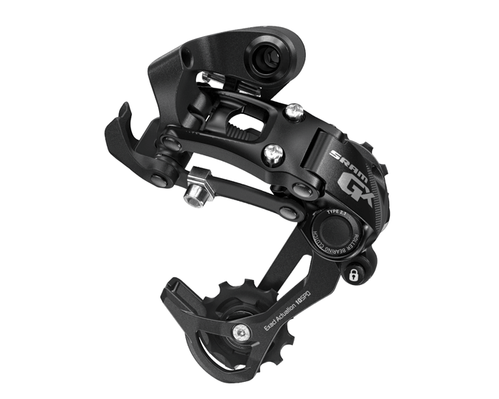 SRAM GX Type 2.1 10 Speed Rear Derailleur For The Riders