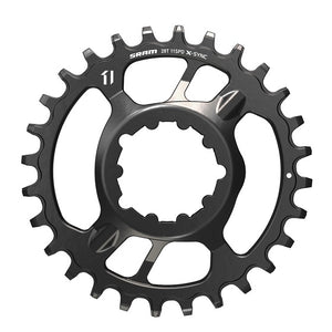 SRAM 94BCD X Sync Narrow Wide Steel 11 Speed Chainring For The Riders
