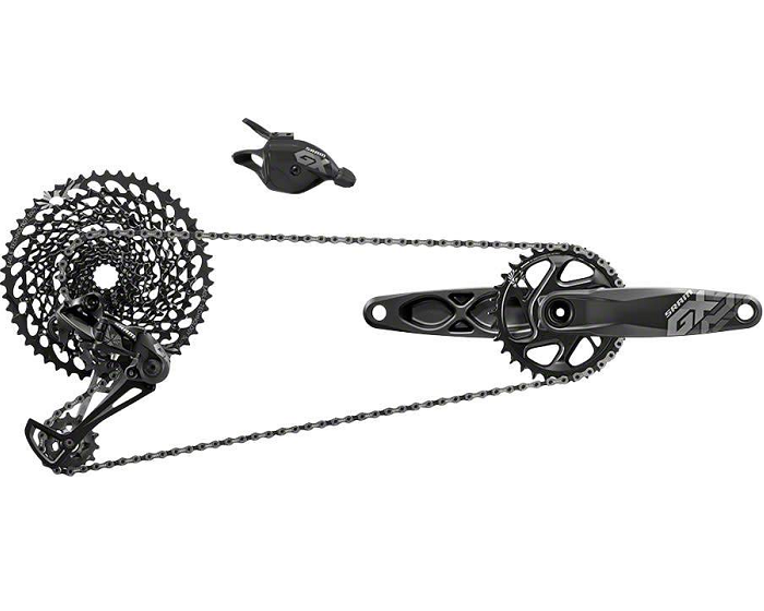 SRAM GX Eagle DUB Groupset For The Riders