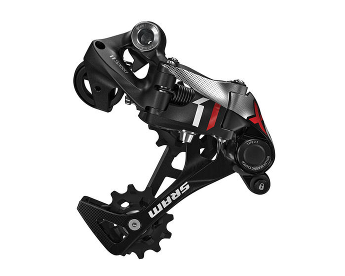 SRAM X01 Type 2.1 11 Speed Rear Derailleur For The Riders