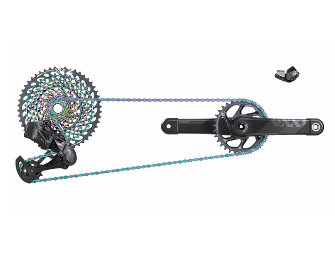 Sram XX1 Eagle AXS Dub Groupset For The Riders