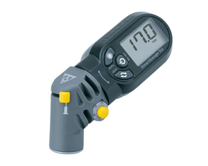 Topeak Smart Digital Pressure Gauge For The Riders