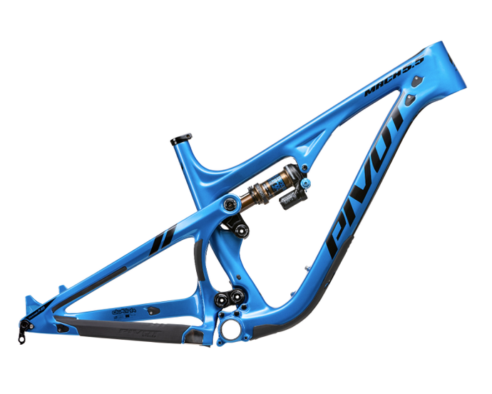 Buy Pivot Mach 5.5 Mountain Bike Frame For The riders Australian MTB store