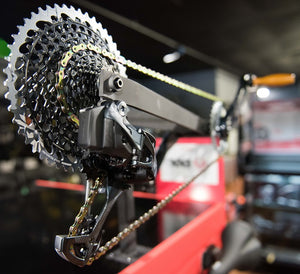 SRAM X01 AXS Enduro Build Kit buy from For The Riders Australian mountain bike shop custom build