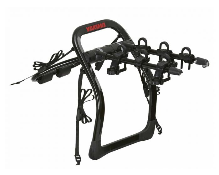 Yakima FullBack 3 Trunk Bike Rack For The Riders