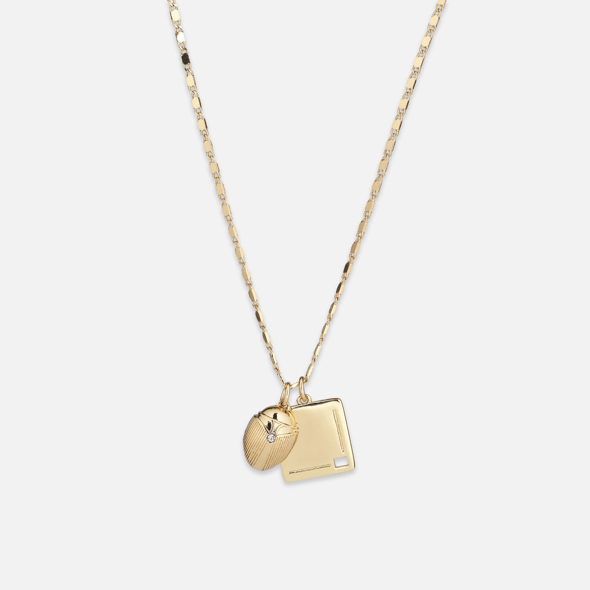 North North North Bille-Bob Necklace Gold