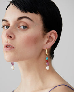 North North North Henri Earring Gold