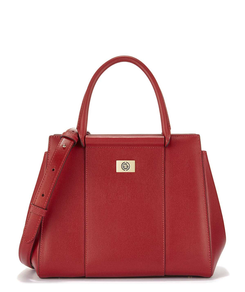 Nadia Medium Textured Leather - Gianoi