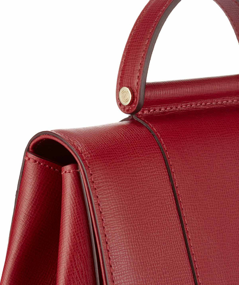 Nadia Small Textured Leather - Gianoi