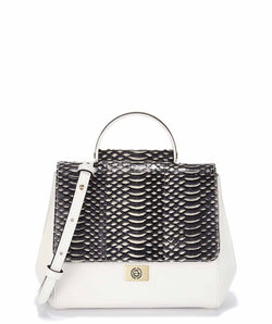 Nadia Small Snakeskin Leather - Gianoi