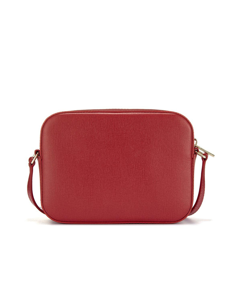 Boxy Textured Leather - Gianoi