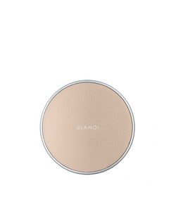 Wireless Charger Pebble Leather - Gianoi