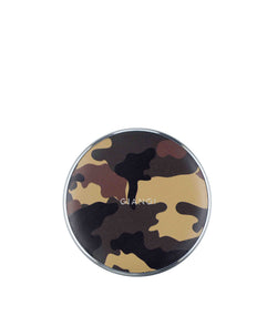 Wireless Charger Printed Camouflage Leather