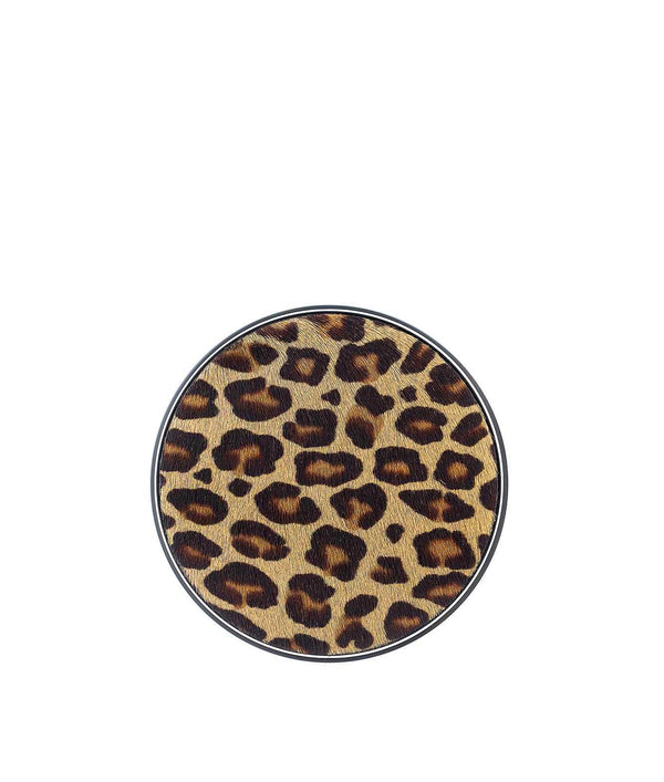 Wireless Charger Ponyskin Leather - Gianoi