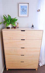 Handmade Dresser Drawers
