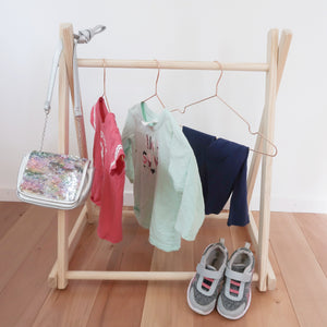 Small Clothes Rack - variantspaces.com