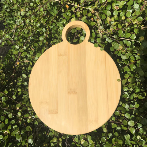 Small Hanging Chopping Board / Serving Platter - variantspaces.com