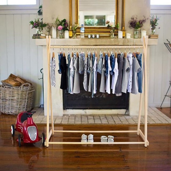 Large Clothes Rack - variantspaces.com